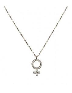 Edblad - Me halsband stål
