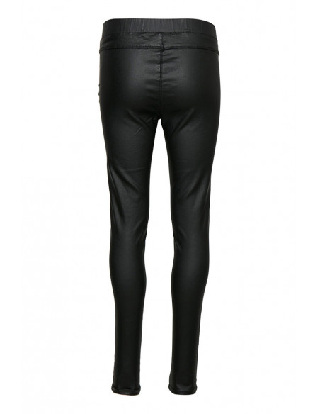Kaffe - Ada coated jegging