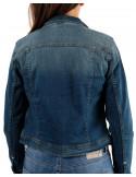 Ichi - Stamp jeansjacka