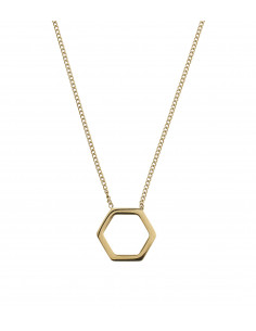 Edblad - Hexagon halsband