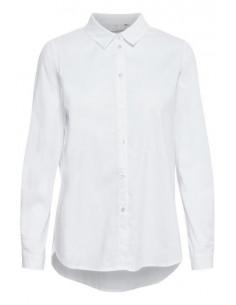 Kaffe - KAscarlet skjorta