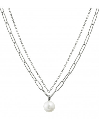 Edblad - Berzelii layered halsband   stål  