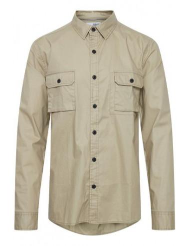 Solid - SDraz poplin skjorta